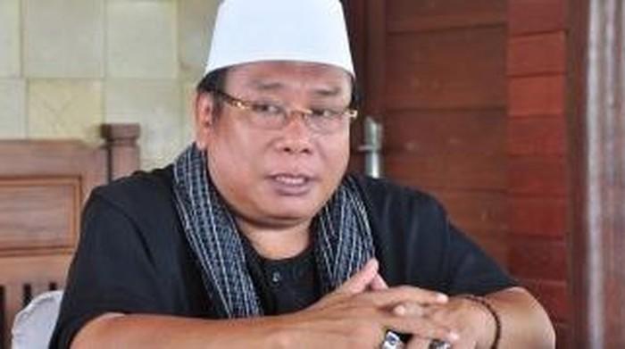 Bupati Lombok Tengah M Suhaili Fadhil Thohir.
