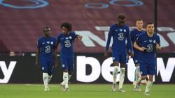 Klasemen Liga Inggris: Chelsea Kalah, Posisi di Empat Besar Terancam