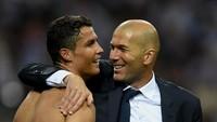Jurus Baru Zidane Tanpa Cristiano Ronaldo