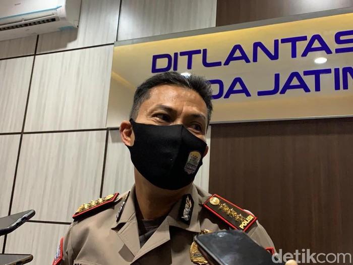 Dirlantas Polda Jatim Kombes Budi Indra Dermawan