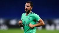 Madrid Vs Getafe: Los Blancos Tanpa Eden Hazard