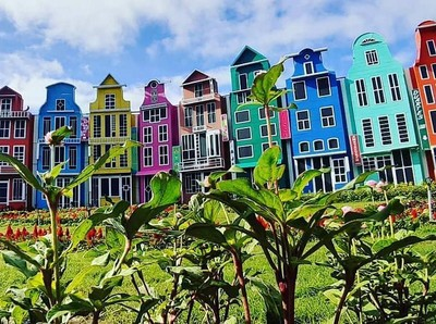 Wisata Flora San Terra, Sabar untuk ke Sana Tunggu Pandemi Usai
