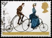 Foto Sejarah Sepeda