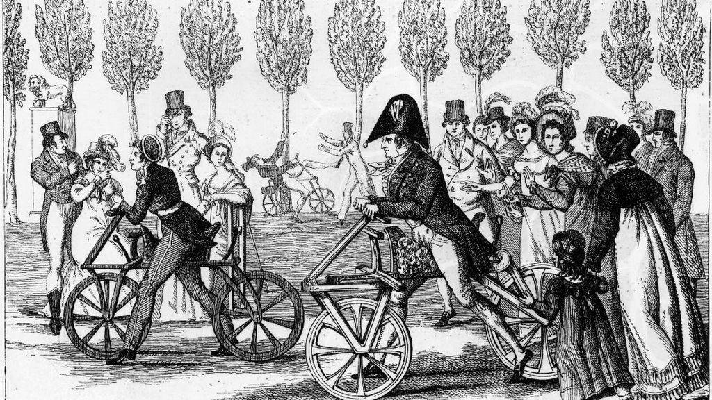 Asal Muasal Sepeda yang Kini Jadi Tren di New Normal