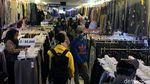 Ganjil-Genap Dihapus, Pasar Senen Diserbu Pengunjung