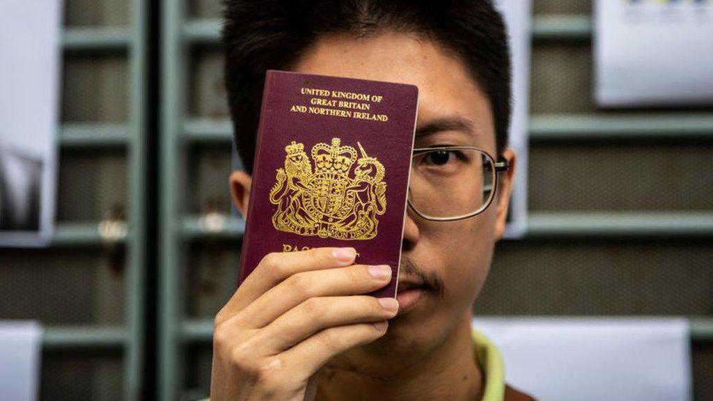 UU Keamanan Disahkan, Inggris Tawarkan Kewarganegaraan Bagi Warga Hong Kong