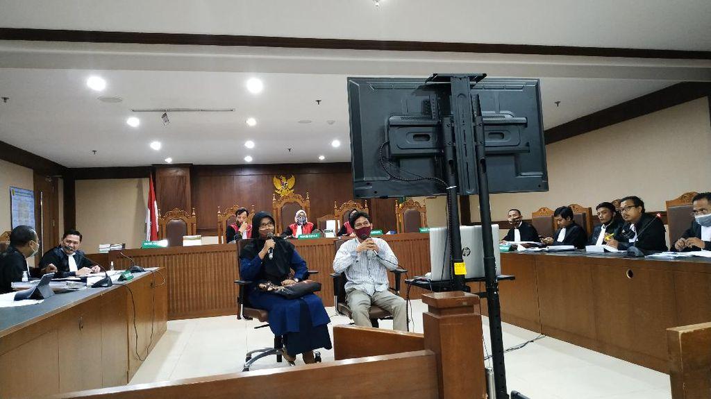 Wahyu Setiawan Pernah Pinjam Rekening Istri Sepupu untuk Transfer Rp 500 Juta