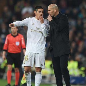 James Tak Dibawa Lawan Bilbao, Zidane: Dia Tak Ingin Main