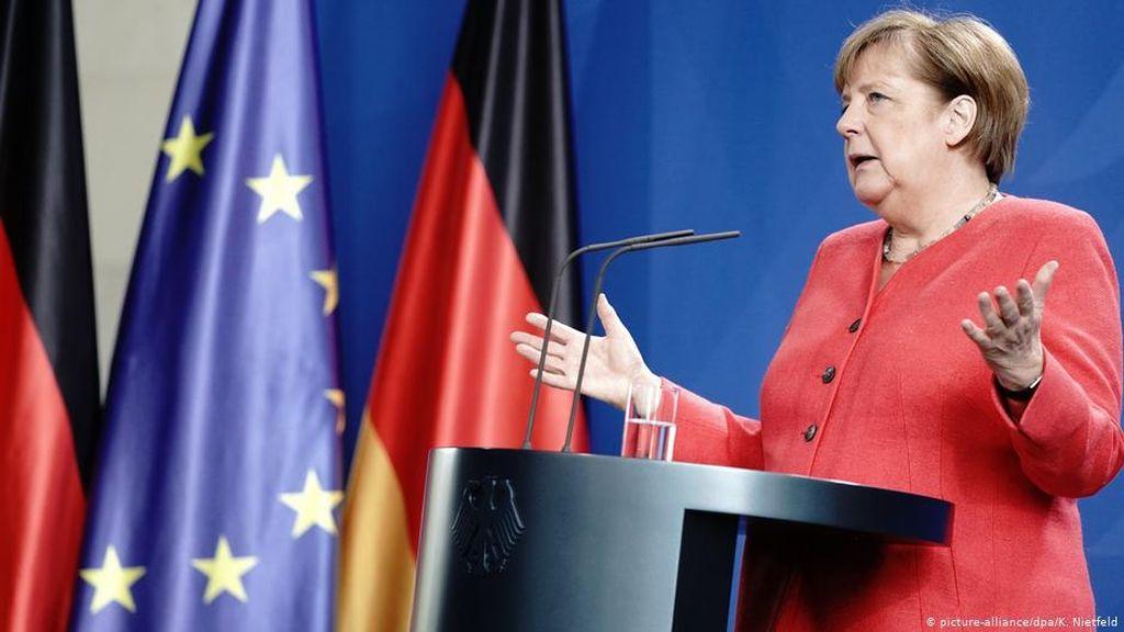 Jerman Ambil Alih Kursi Presiden Dewan Uni Eropa, yang Terakhir Bagi Merkel