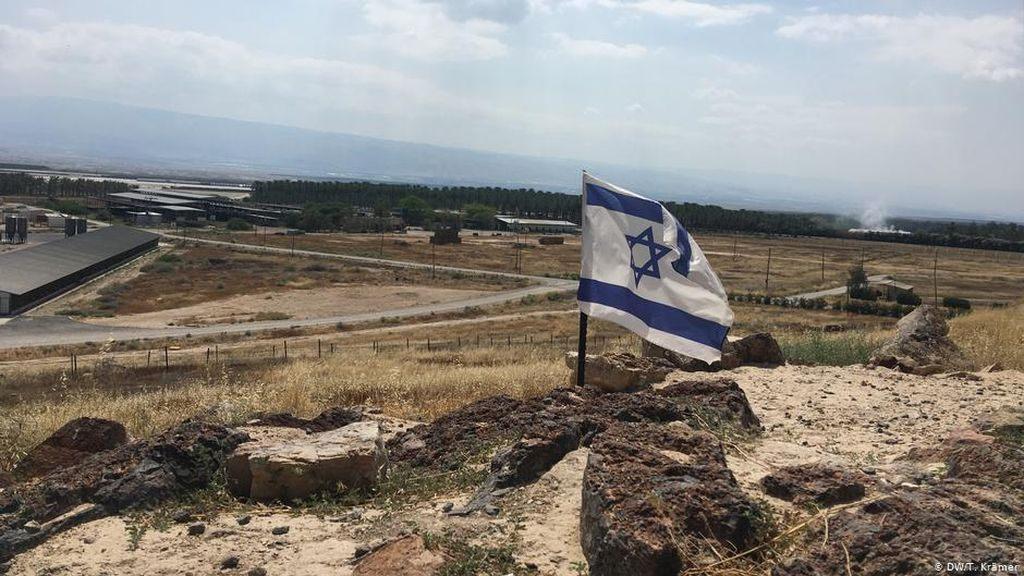 Jerman Tolak Rencana Aneksasi Israel di Tepi Barat dan Menyebutnya Ilegal