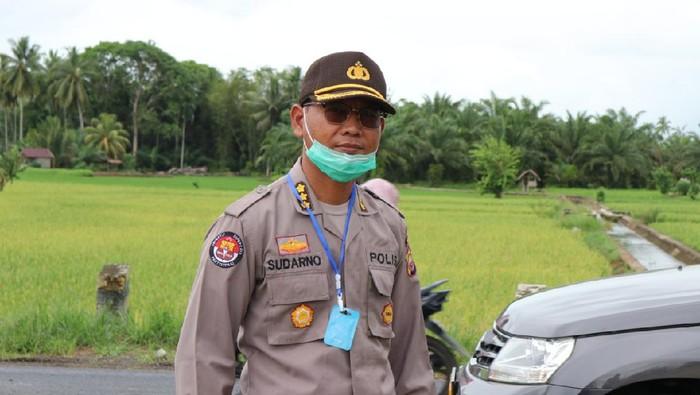 Kabid Humas Polda Bengkulu Kombes Sudarno.