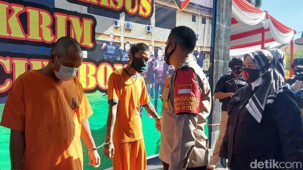 Kakak Perkosa Dua Adik di Cirebon