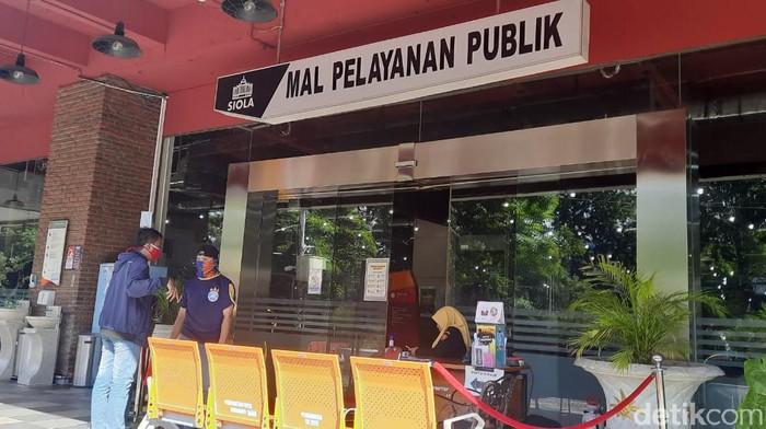Kantor Dispendukcapil Surabaya