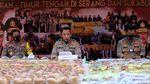 Kapolri Bareng Ketua MPR Musnahkan 1,2 Ton Sabu