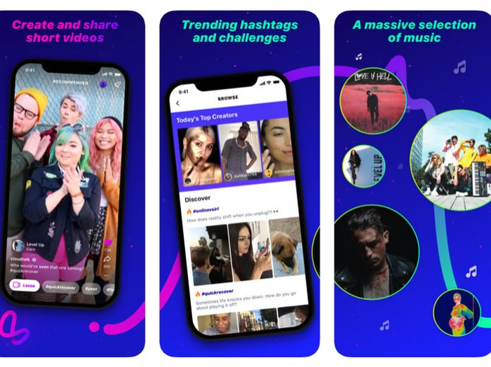 Facebook matikan Lasso, aplikasi mirip TikTok