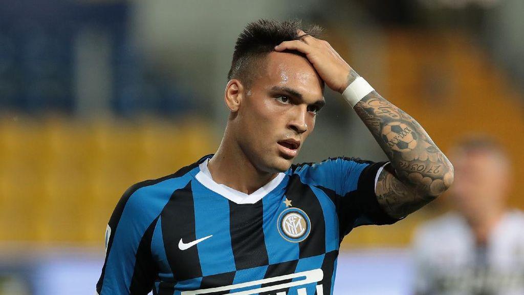 Genoa Vs Inter: Lautaro Martinez Ngamuk, Kenapa?