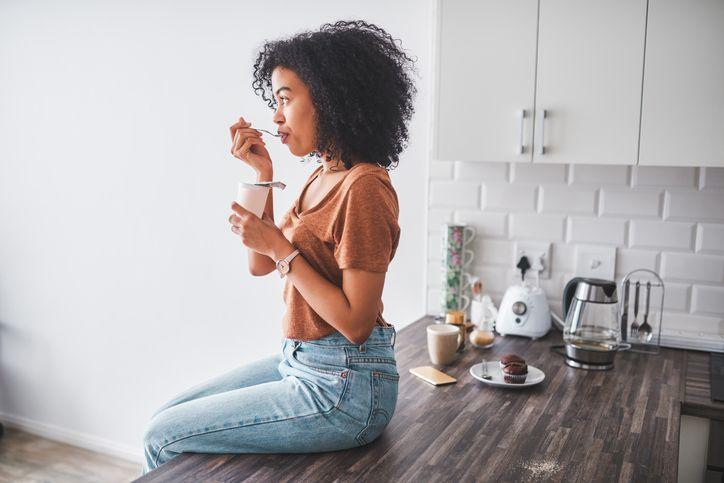 Makanan yang bikin miss V wangi dan sehat