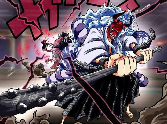 Spoiler One Piece 984