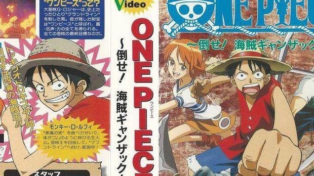 Manga One Piece