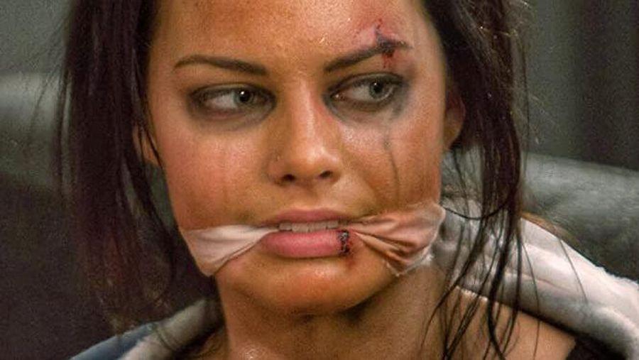 Margot Robbie dalam film Vigilante.
