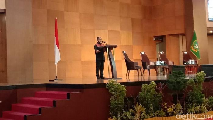 Mendagri Tito Karnavian (Ahmad Arfah Fansuri/detikcom)