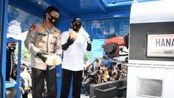 Ketua MPR Minta Polri Tak Henti Tegakkan Jihad Melawan Narkoba