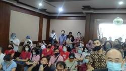 Nasabah Korban Gagal Bayar KSP Indosurya Geruduk PN Jakpus
