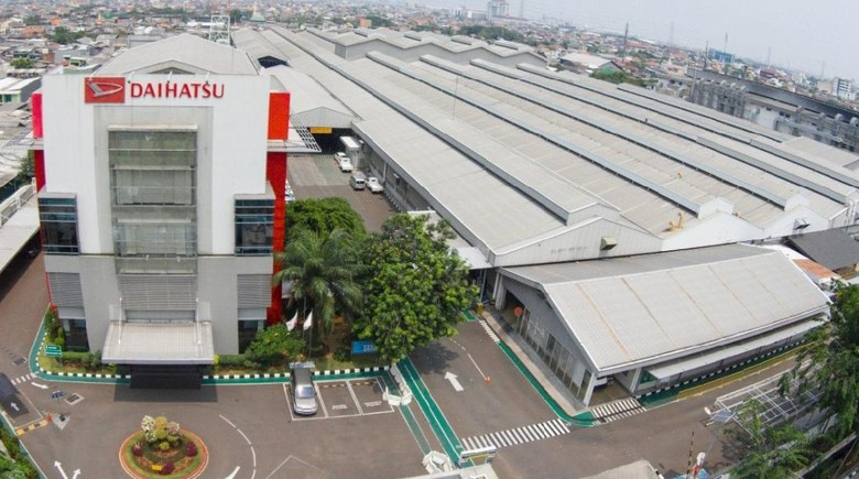 Pabrik Daihatsu