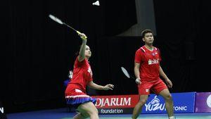 Hasil Thailand Open: Praveen/Melati Gagal Juara