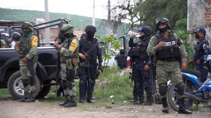Penembakan Brutal Terjadi di Meksiko, 24 Orang Tewas