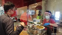 Foto: New Normal di Restoran Hotel Ibis Bandung Trans Studio