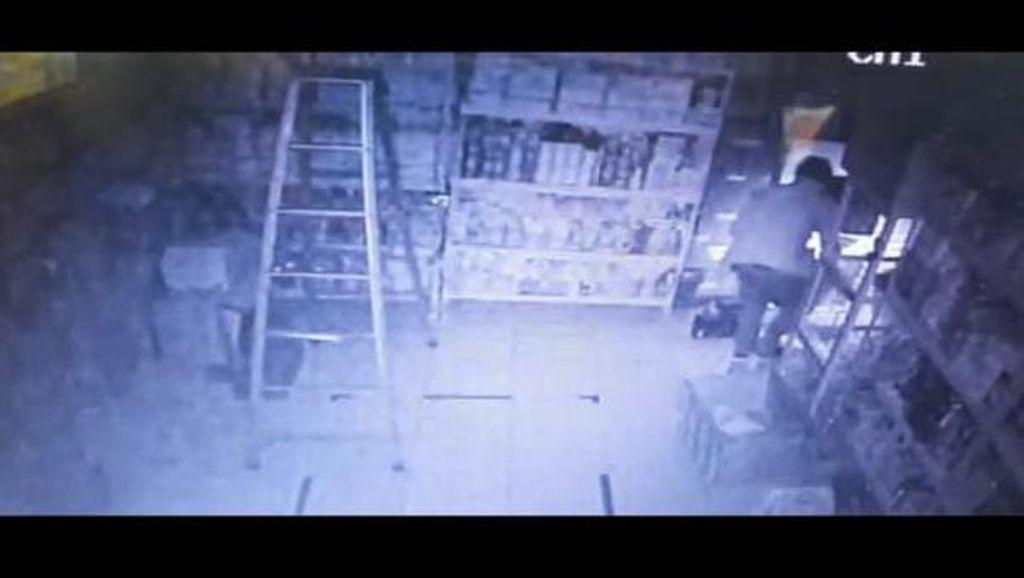 Terjerat Utang, Pemuda Karawang Bius Pegawai-Rampok Minimarket