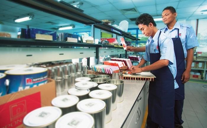 Nippon Paint Indonesia telah mengaplikasikan Teknologi Silver-Ion pada Nippon Vinilex Fresh sejak tahun 2005 yang digunakan pada bangunan rumah sakit (project based). Kemudian di tahun 2018, teknologi ini diperkenalkan pada customer retail melalui Nippon Spot-Less Plus - cat interior segmen premium dengan fungsi anti-noda dan anti-kuman. Kini, Silver-Ion hadir dalam Vinilex anti-kuman–cat interior segmen menengah sejak April 2020 lalu.