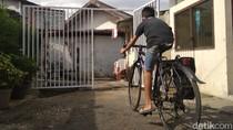 2 Kubu Warga Bandung Sempat Berselisih Gegara Jalan Dipasang Pagar