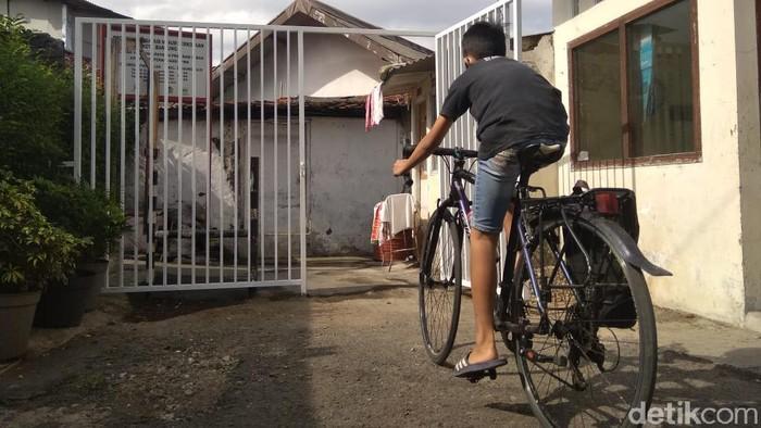 Perselisihan antar warga terjadi akibat pemasangan pagar