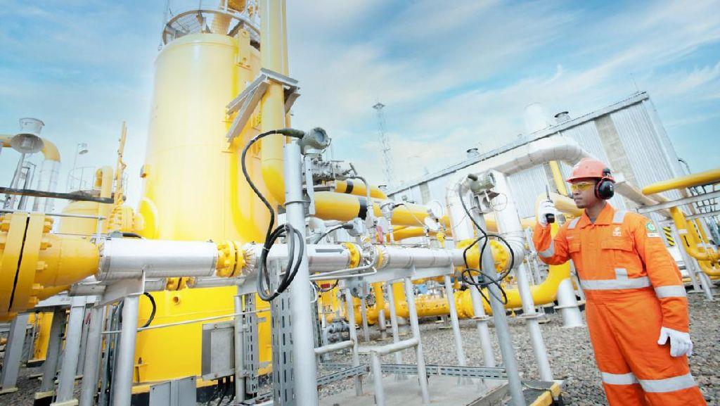 PGN Realisasikan Harga Gas Industri Tertentu Sebesar US$ 6 per MMBTU