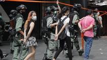Diloloskan China, UU Keamanan Nasional di Hong Kong Jadi Nyata