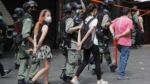 Polisi Hong Kong AkanTangkap Aktivis Pro Demokrasi di Luar Negeri