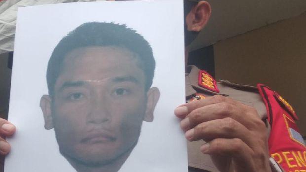 Polisi rilis sketsa wajah pelaku penculikan di Depok