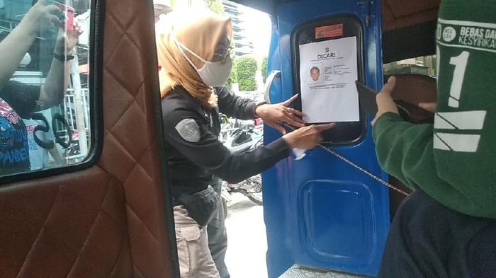 Polisi sebar sketsa penculik di Depok