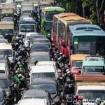 Dishub: Ada Peningkatan Pengguna Sepeda Motor saat PSBB Transisi
