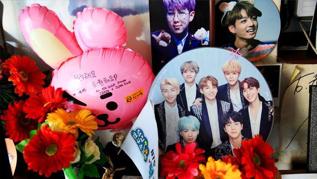 5 Restoran Langganan Sehun EXO dan Personil BTS