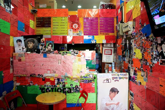 Restoran langganan Idol Kpop