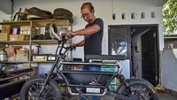 Gowes Sedang Booming, Pemerintah Minta RI Kembangkan Sepeda Listrik