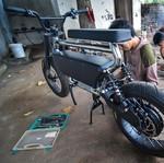 Keren! Sepeda Listrik asal NTB Ini Mendunia