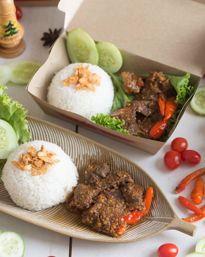 20 Makanan Serba Mercon Ada di Sini - Foto 3