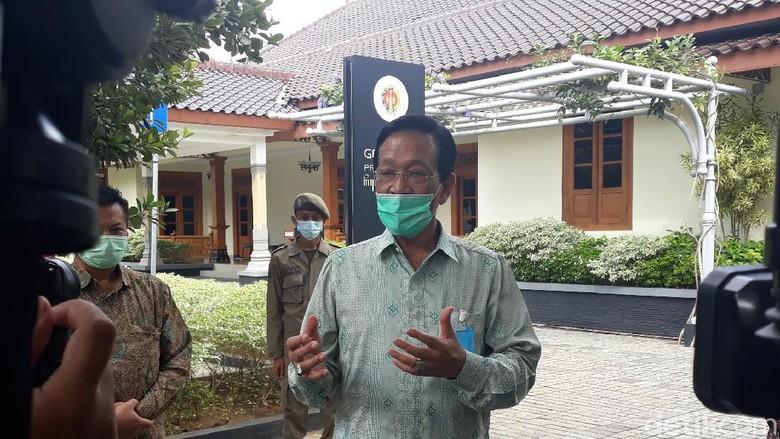Sultan Hamengku Buwono X, Gubernur DIY