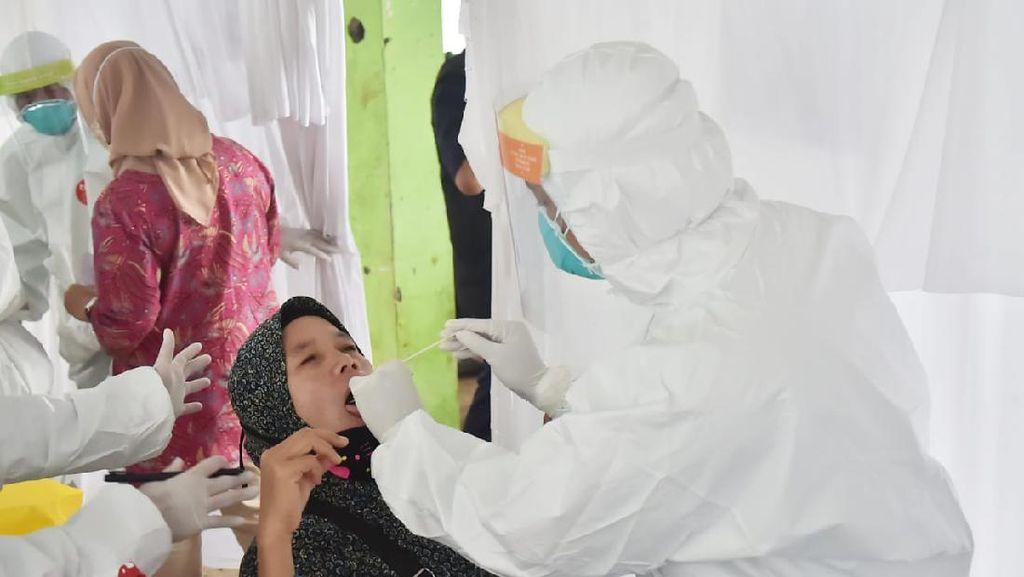 Zona Merah COVID-19, Kota Cimahi Genjot Pelaksanaan Swab Test