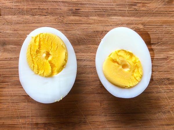 Cara Masak Telur Rebus