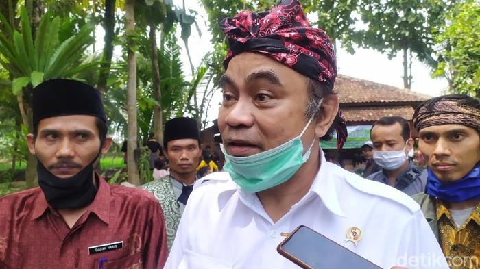 Wakil Menteri Desa, Pembangunan Daerah Tertinggal dan Transmigrasi Budi Arie Setiadi